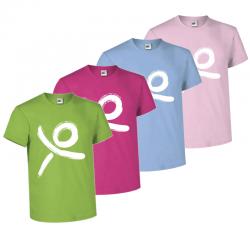 T-shirt linea bimbo